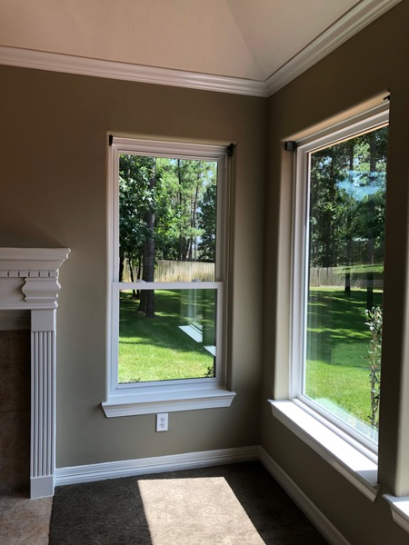 Cypress Replacement Windows